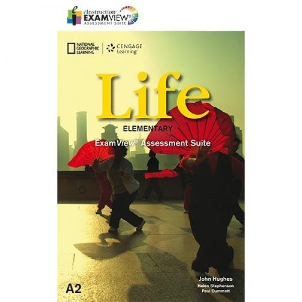 Life Elementary ExamView CD-ROM
