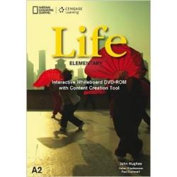 Life Elementary Interactive Whiteboard CD-ROM