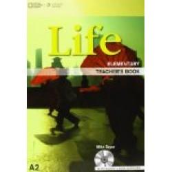 Life Elementary Teacher's Book + Audio CD