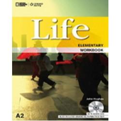 Life Elementary  Workbook with Audio CD