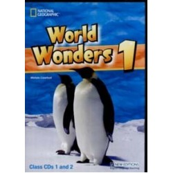 World Wonders 1 Class Audio CD(x2)