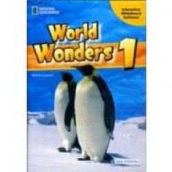 World Wonders 1 Interactive White Board CD-ROM(x1)