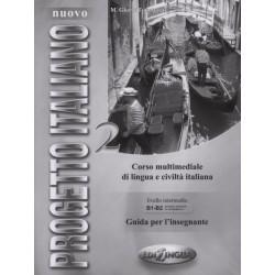 Nuovo Progetto italiano 2 - Guida didattica