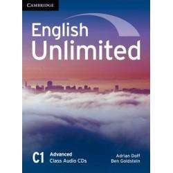 English Unlimited Advanced Class Audio CDs (3)