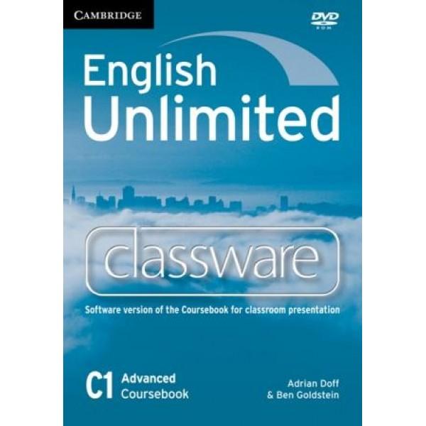 English Unlimited Advanced Classware DVD-ROM