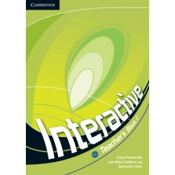 Interactive 1 Teacher's Book with Web Zone Access