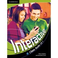 Interactive 1 Class Audio CDs (3)