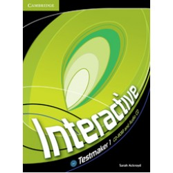 Interactive 1 Testmaker CD-ROM and Audio CD