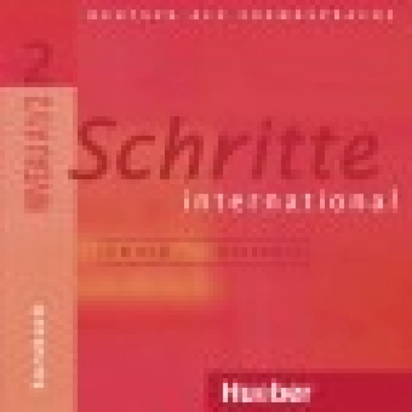 Schritte International 2 - Audio CDs