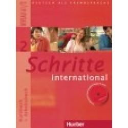 Schritte International 2 - KB + AB (mit CD)