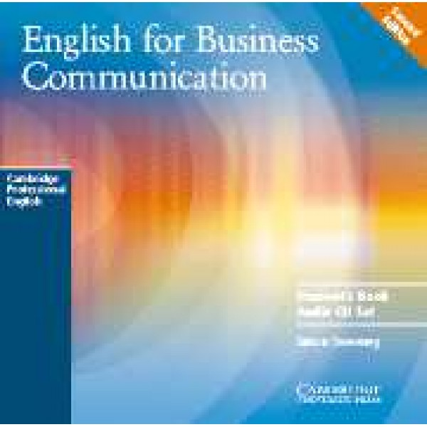 English for Business Communication - Audio CDs (2)