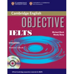 Objective IELTS Intermediate Student's Book + CD ROM