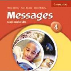 Messages Level 4 Class Audio CDs (2)