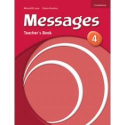 Messages Level 4 Teacher's Book
