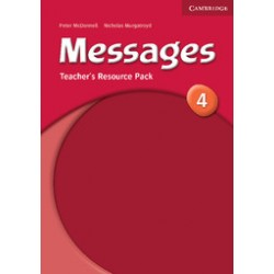 Messages Level 4 Teacher's Resource Pack