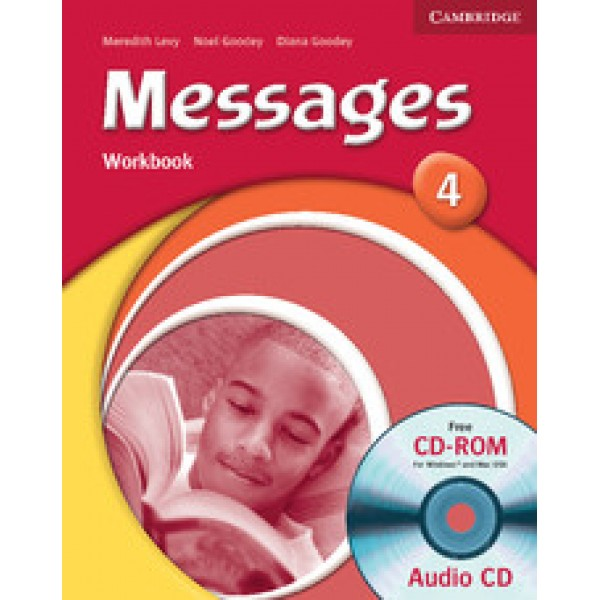 Messages Workbook with Audio CD/CD-ROM