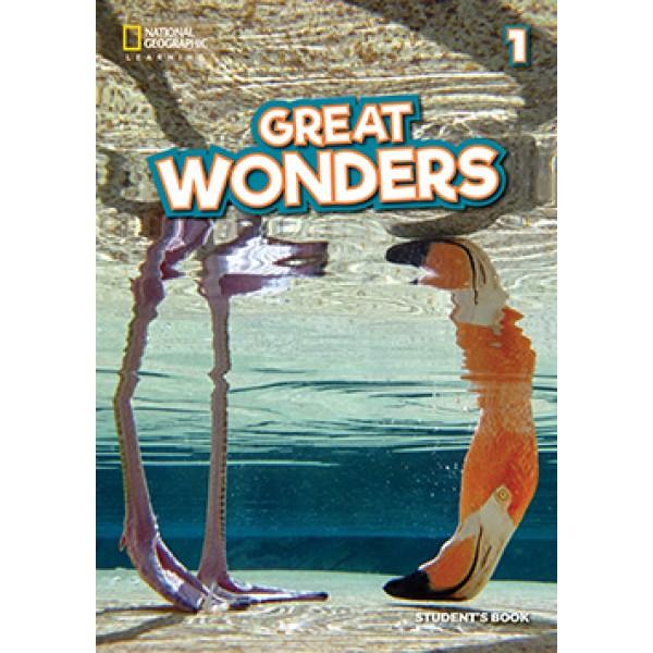 Great Wonders 1: Workbook