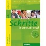 Schritte International 1 - KB + AB (mit CD)