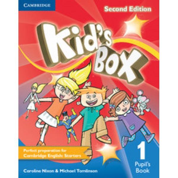 Annual Lesson Plan- Kid's Box Klasa 1