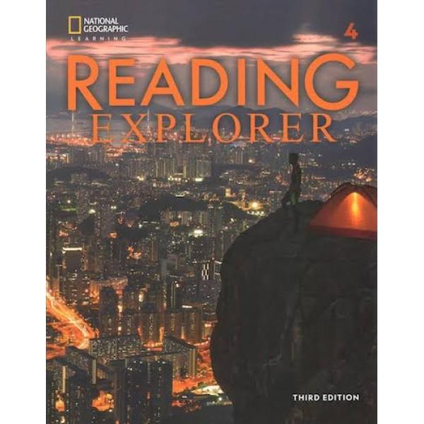 Reading ExplorerStudent Book 4 3E