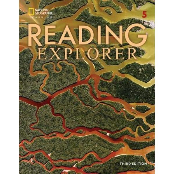 Reading Explorer Student Book 5 3E