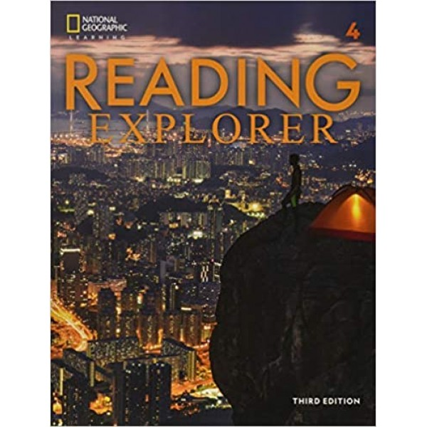 Reading Explorer Student Book 4 with Online Workbook 3E