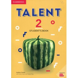 Talent Level 2 Students Book