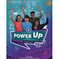 Power Up Level 6 Pupils Book
