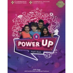 Power Up Level 5 Pupils Book