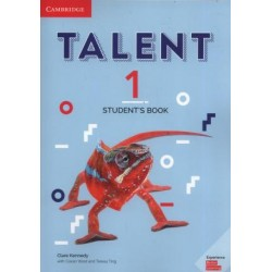 Talent Level 1 Students Book