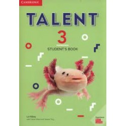 Talent Level 3 Students Book