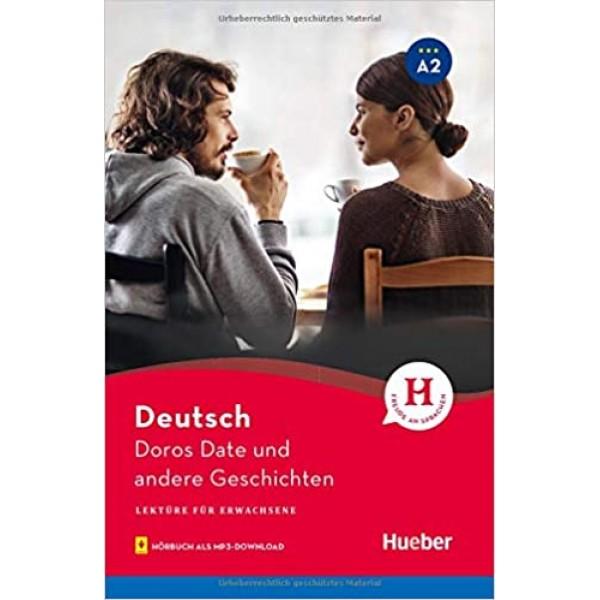 Doros Date und andere Geschichten Buch mit Audios online