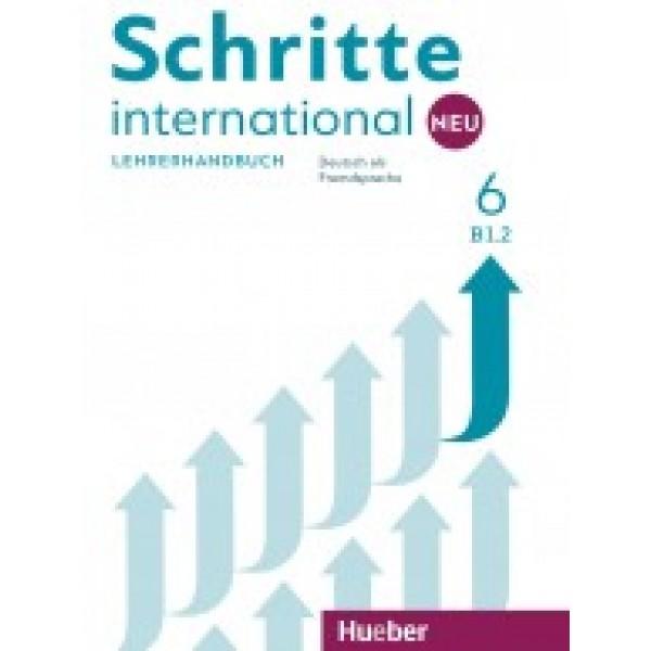 Schritte international Neu 6 Lehrerhandbuch