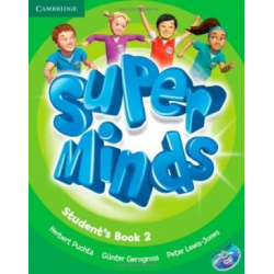 Annual Lesson Plan Super Minds 2