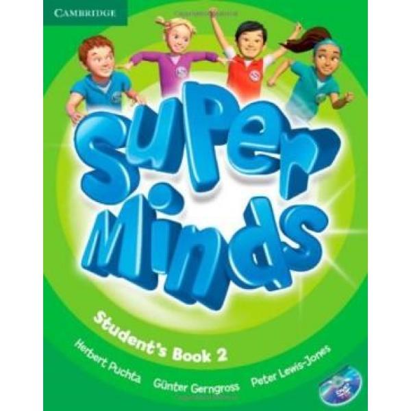 Annual Lesson Plan Super Minds 2