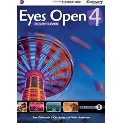Annual Lesson Plan Eyes Open 4