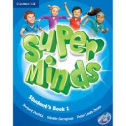 Annual Lesson Plan Super Minds 1