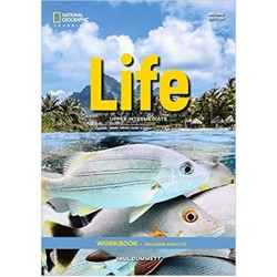 Life Upper Intermediate: Workbook without Key plus Audio CD