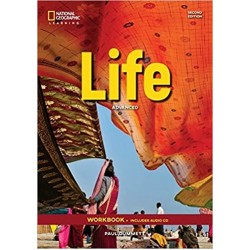 Life Advanced: Workbook without Key plus Audio CD