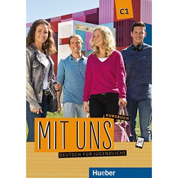 Mit uns!: Kursbuch C1