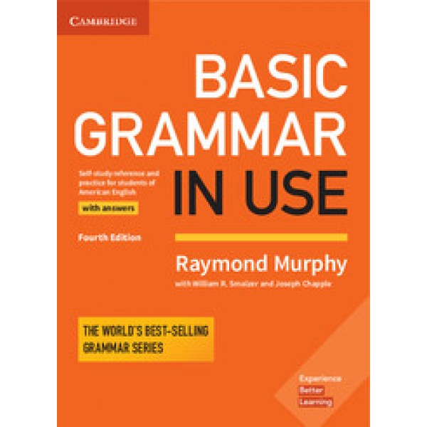 Basic Grammar in Use Student's Book with Answers Self-study Reference and Practice for Students of American English