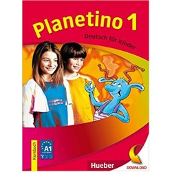 Planetino 1- Lesson Plan