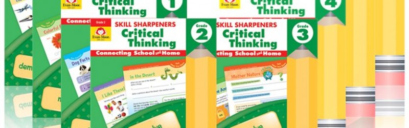7 Ways to Use Skill Sharpeners Activity Books in your Homeschool
