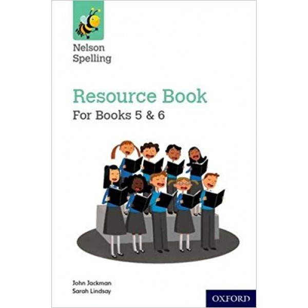 Nelson Spelling Resources & Assessment Book