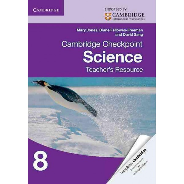 Cambridge Checkpoint Science Teachers Resource 8
