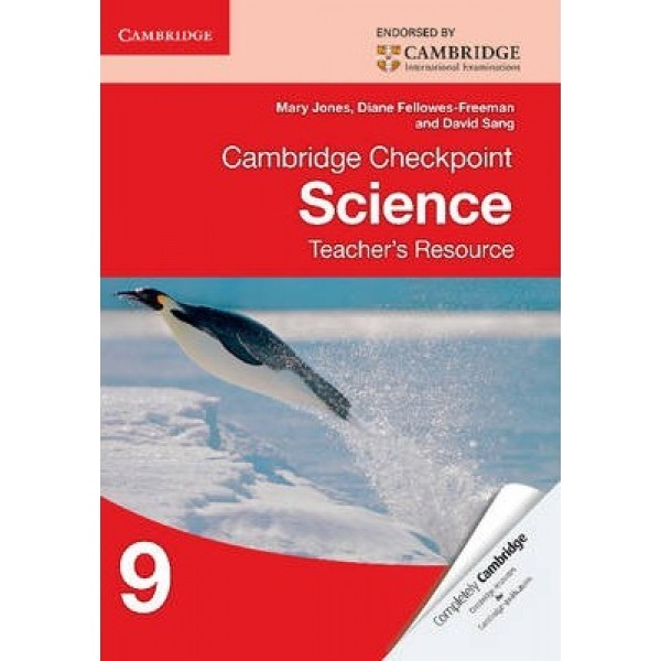 Cambridge Checkpoint Science Teachers Resource 9