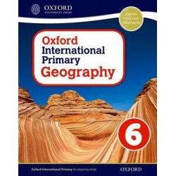 Oxford International Primary Geography: Student Book 6student Book 6