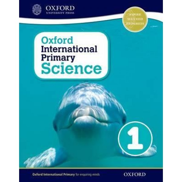 Oxford International Primary Science 1