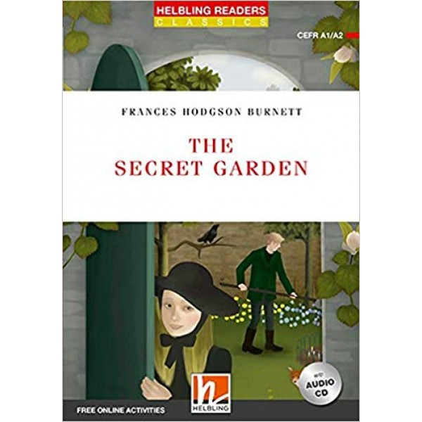 The Secret Garden (New Edition) with Audio CD and e-Zone