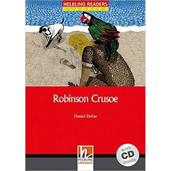 Robinson Crusoe with CD